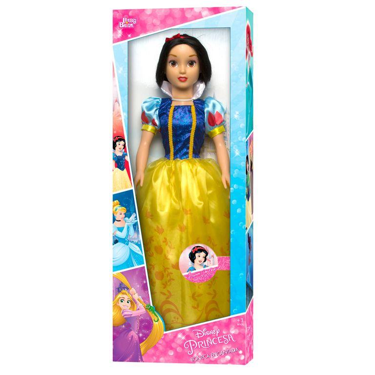 Boneca 78 Cm Disney Princesas Branca De Neve Novabrink