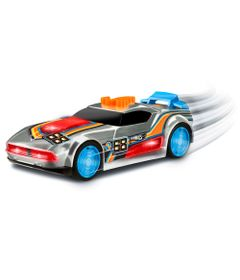 Carrinho-com-Luzes-e-Sons---Hot-Wheels---Road-Rippers---Edge-Glow---Fast-Fish---DTC