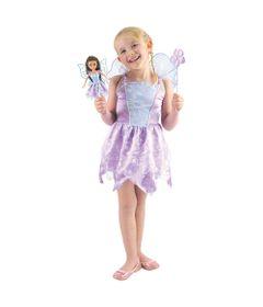 Fantasia-Infantil---Sparkle-Girlz---Vestido-de-Fada-Rosa-e-Boneca---DTC