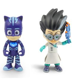 Figuras-Articuladas-com-Luzes---PJ-Masks---Menino-Gato-com-Luz-e-Romeo---DTC