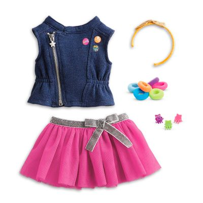 1Acessorios-de-Boneca---American-Girl---Truly-Me---Vestido-Love-to-Layer---Mattel