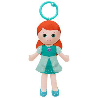 Chaveirinho-de-Pelucia---15-Cm---Disney---Princesas---Ariel---Buba