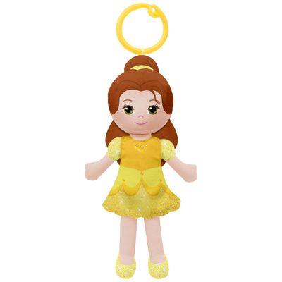 Chaveirinho-de-Pelucia---15-Cm---Disney---Princesas---Bela---Buba