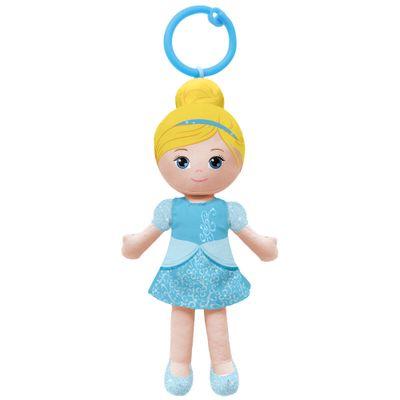 Chaveirinho-de-Pelucia---15-Cm---Disney---Princesas---Cinderela---Buba