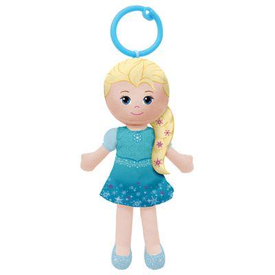 Chaveirinho-de-Pelucia---15-Cm---Disney---Princesas---Elsa---Buba