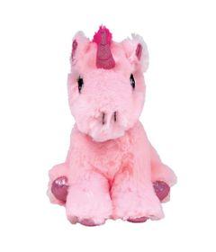 Pelucia---25-Cm---Unicornio-Glitter---Rosa---Buba