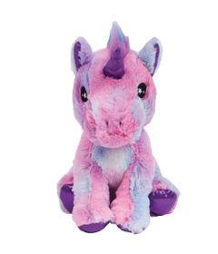 Pelucia---25-Cm---Unicornio-Glow---Rosa---Buba