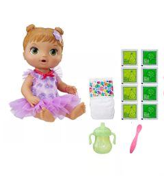 Kit-Boneca-Baby-Alive-e-Acessorios---Bailarina-e-Refil-de-Comida---Morena---C2630---Hasbro