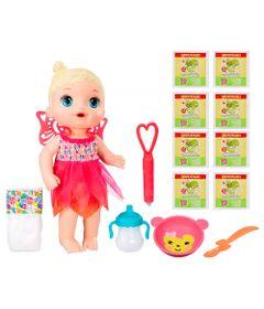 Kit-Boneca-Baby-Alive-e-Acessorios---Hora-de-Festa-e-Refis-de-Comida-com-8Un---Loira---B9723---Hasbro