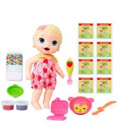 Kit-Boneca-Baby-Alive-e-Acessorios---Lanchinho-e-Refis-de-Comida-com-8Un---Loira---C2697---Hasbro