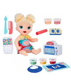 Kit-Boneca-Baby-Alive-e-Acessorios---Meu-Forninho-e-Comidinhas---Loira---E1947---Hasbro