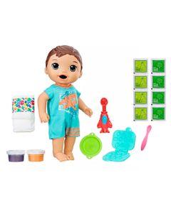 Kit-Boneco-Baby-Alive-e-Acessorios---Lanchinhos-Divertidos-e-Refil-de-Comida---Moreno---C1884---Hasbro