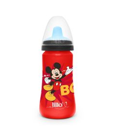 Copo-de-Treinamento---300Ml---Disney---Colors---Mickey-Mouse---Lillo