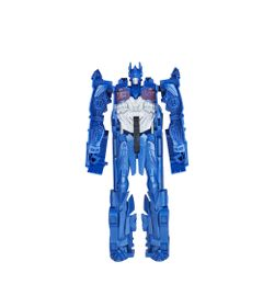 Figura-Transformavel---30-Cm---Transformers---Titan-Changers---Bumblebee---Optimus-Prime---Hasbro