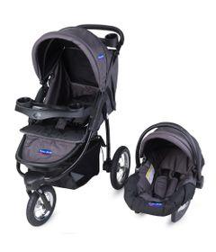 Travel-System---Elite---Velloz---Cinza---Prime-Baby