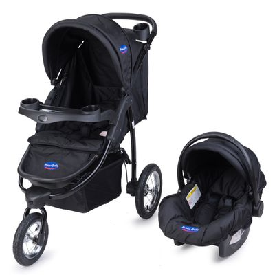 Travel-System---Elite---Velloz---Preto---Prime-Baby