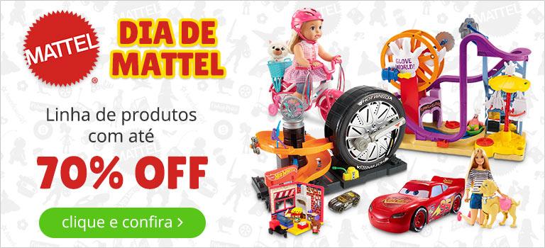 Oferta Mattel