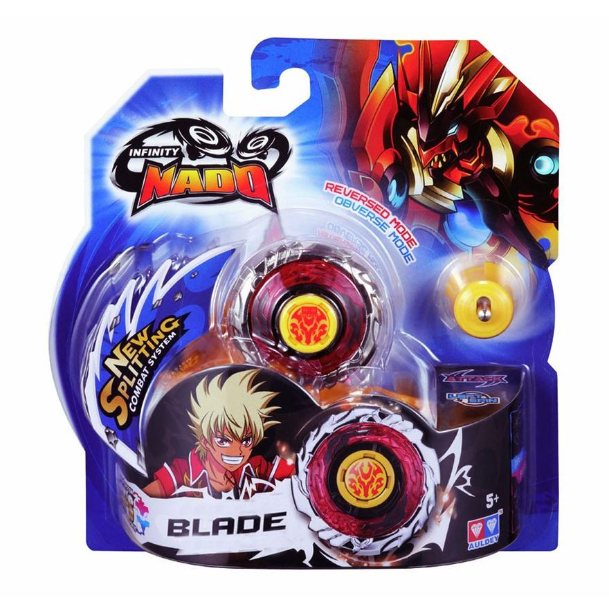 Lancador-e-Piao-de-Batalha---Infinity-Nado---Metal---Standard-Series---Blade---Candide