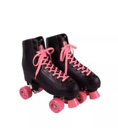 Patins-Classico---4-Rodas---Weekend---Preto---Tam-38---Bel-Fix