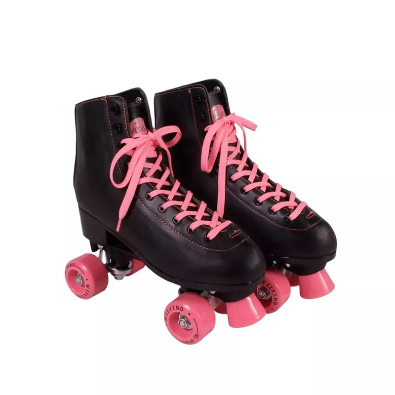 7c785d26cf7 Patins Clássico - 4 Rodas - Weekend - Preto - Tam 38 - Bel Fix - Ri Happy  Brinquedos