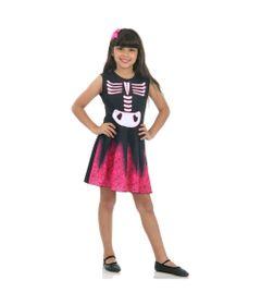 Fantasia-Infantil---POP---Bruxa-Esqueleto---Sulamericana---P