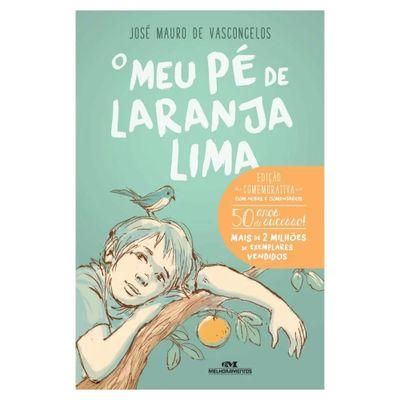 Livro-Infantil---50-Anos-de-Sucesso---Meu-Pe-de-Laranja-Lima---Melhoramentos
