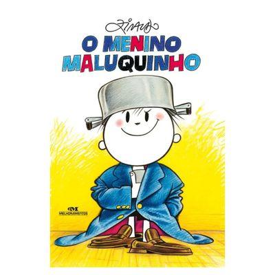 Livro-Infantil---50-Anos-de-Sucesso---O-Menino-Maluquinho---Melhoramentos