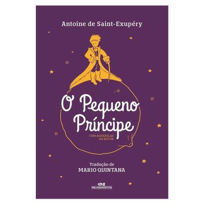 Livro-Infantil---50-Anos-de-Sucesso---O-Pequeno-Principe---Melhoramentos