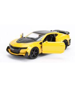 Veiculo-Die-Cast---1-32---Metals---Transformers---Bumblebee---DTC
