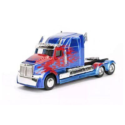 Veiculo-Die-Cast---1-32---Metals---Transformers---Optimus-Prime---DTC