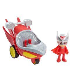Veiculo-e-Figura---PJ-Masks---Speed-Booster---Corujita---DTC