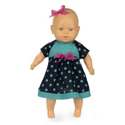 boneca-nina-tagarela-com-vestido-azul-com-bolinhas-estrela-1003601000175_Frente
