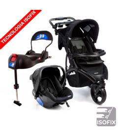 Travel-System-com-Base-IsoFix---Off-Road---Duo-Onix---Infanti