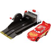 Lancador-e-Mini-Veiculo---Disney---Pixar---Carros---Manobras-Incriveis---Mattel