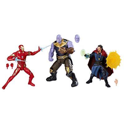 Figuras-Articuladas---15-Cm---Disney---Marvel-Studios---10-Anos---Guerra-Infinita---Hasbro