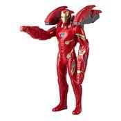 Figura-de-Acao---30-Cm---Disney---Marvel---Avengers---Guerra-Infinita---Homem-de-Ferro---Hasbro