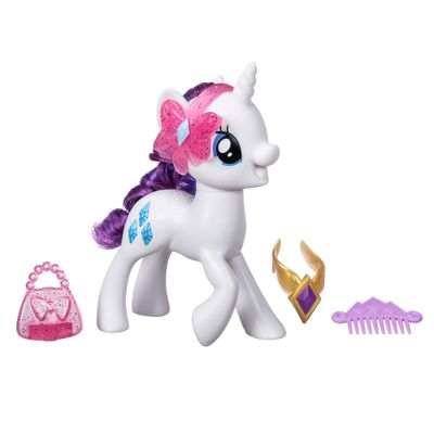 Figura-My-Little-Pony---Conhecendo-as-Poneis---Rarity---Hasbro