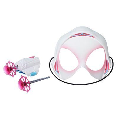 Mascara-com-Lanca-Teia---Disney---Marvel---Homem-Aranha---Spider-Gwen---Hasbro