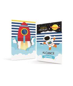 Acessorios-para-Festa---Convites-de-Aniversario---Astronauta---8-Un---Cromus