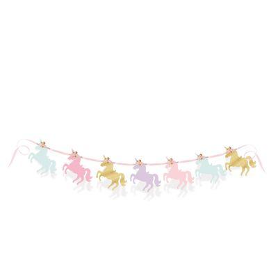 Acessorios-para-Festa---Faixa-Decorativa---Figuras-Unicornios---Cromus