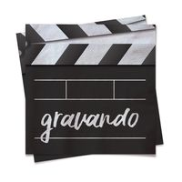 Acessorios-para-Festa---Pacote-de-Guardanapos---Influencer---20-Un---Cromus