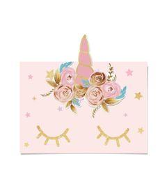 Acessorios-para-Festa---Painel-Decorativo---3D---Unicornio---Cromus