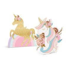 Acessorios-para-Festa---Silhuetas-Decorativas---Unicornio---4-Un---Cromus