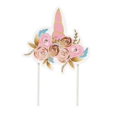 Acessorios-para-Festa---Topo-Decorativo-para-Bolo---Unicornio---Cromus