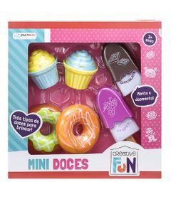 Conjunto-de-Acessorios---Creative-Fun---Mini-Doces---Multikids
