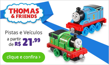 11 - Thomas e Friends