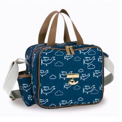 Bolsa-Sacola-Termica-Organizadora---28x25x18-Cm---Colecao-Aviao---Masterbag