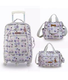 Kit-Maternidade---Mala-de-Rodinha---Bolsa-Anne-e-Frasqueira---Colecao-Birds---Masterbag