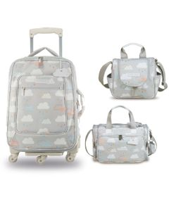 Kit-Maternidade---Mala-de-Rodinha---Bolsa-Anne-e-Frasqueira---Colecao-Nuvem---Masterbag