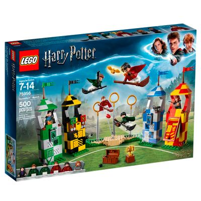 LEGO-Harry-Potter---Jogo-de-Quadribol---75956